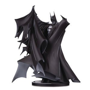 DC Collectibles DC Comics Batman Black and White Deluxe Statue by Todd McFarlane