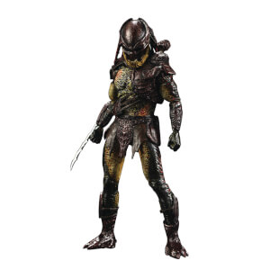 HIYA Toys Diamond Select Predators Berserker Predator PX 1/18 Scale Figure