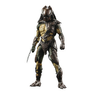 HIYA Toys Diamond Select Predators Falconer Predator PX 1/18 Scale Figure