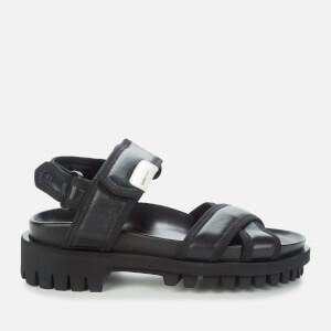 Ganni Women's Hiking Sandals - Black