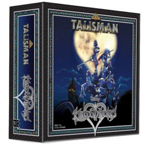 Kingdom Hearts Board Game Talisman