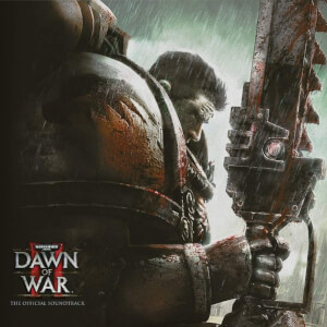 Laced Records - Warhammer 40,000: Dawn of War 2 (Original Soundtrack) LP