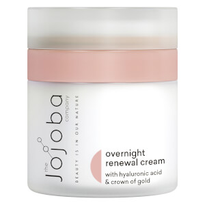 The Jojoba Company Overnight Renewal Cream 50ml
