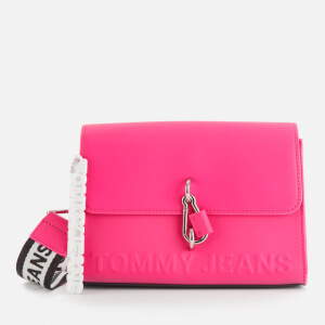 Tommy Jeans Women's Bold Cross Body Bag - Pink Glo