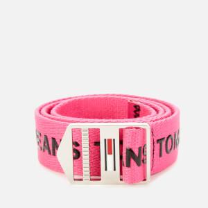 Tommy Jeans Women's Explorer Belt 3.5 - Pink Glo