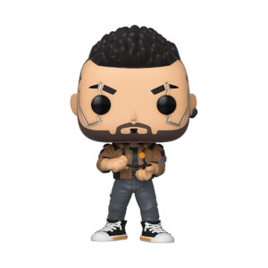 Figurine Pop! V-Male - Cyberpunk 2077