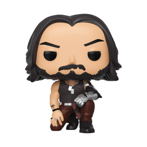 Figurine Pop! Johnny Silverhand - Cyberpunk 2077