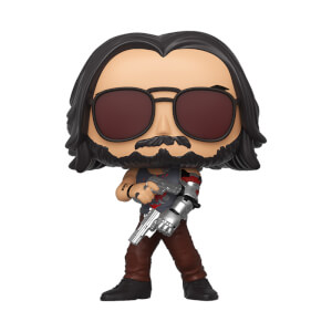Figurine Pop! Johnny Silverhand 2 - Cyberpunk 2077