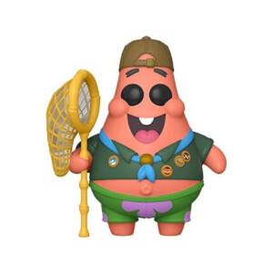 Spongebob Movie Patrick in Camping Gear Pop! Vinyl Figure