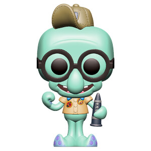 Spongebob Movie Squidward in Camping Gear Pop! Vinyl Figure