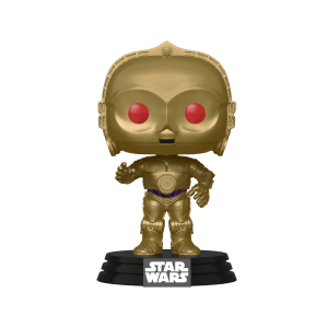Figura Funko Pop! - C-3PO - Star Wars: El Ascenso De Skywalker