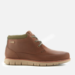 Barbour Men's Nelson Chukka Boots - Choco