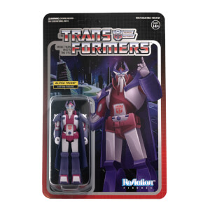 Super7 Transformers ReAction Figure - Alpha Trion
