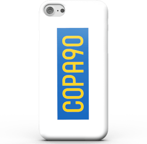White/Blue/Yellow Phone Case for iPhone and Android