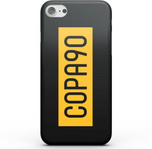 Black/Orange/Black Phone Case for iPhone and Android