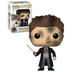 Figurine Pop! Seamus Finnigan Accident Windardium Leviosa EXC - Harry Potter