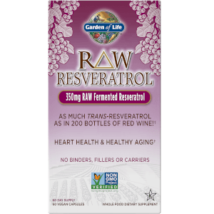 Resveratrolo Raw - 60 Capsule