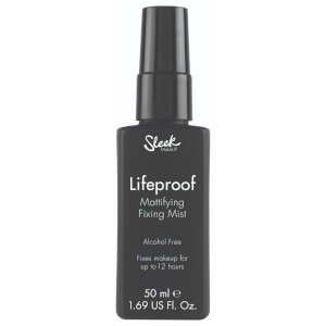 Sleek MakeUP Lifeproof Mattifying Fixing Mist 50ml