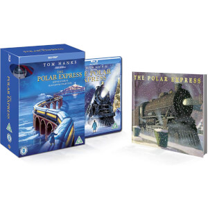 The Polar Express Limited Edition Film & Book Collection