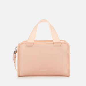 Núnoo Women's Donna Vegan Shoulder Bag - Nude