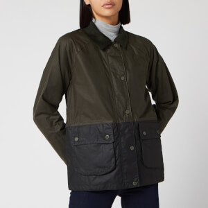 Barbour Women's Modern Country Robyn Wax Jacket - Archive Olive