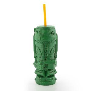Star Wars Boba Fett 21 oz. Geeki Tikis Plastic Tumbler