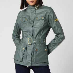 Barbour International Women's Bearings Casual Jacket - Tussock