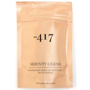 -417 Sel de bain Hydratants Serenity Legend