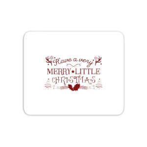 Very Merry Mouse Mat