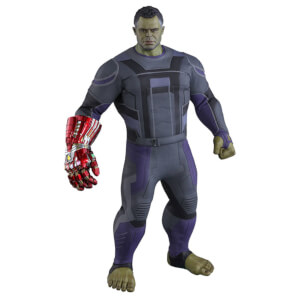 Hot Toys Avengers: Endgame Movie Masterpiece Action Figure 1/6 Hulk 39cm