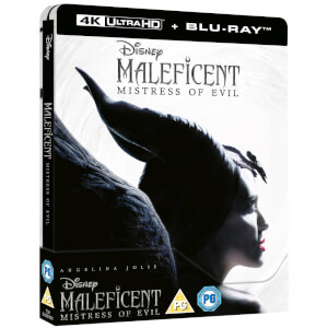 Maleficent: Mistress of Evil - Zavvi Exclusive 4K Ultra HD Steelbook