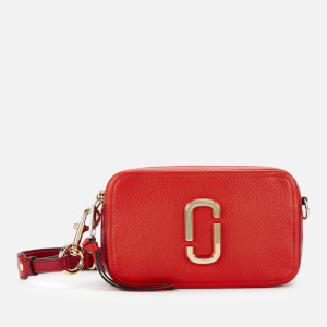 Marc Jacobs Women's The Softshot 21 - Bright Red Multi