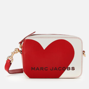 Marc Jacobs Women's The Box Cross Body Bag - Cotton Multi