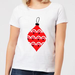 Bauble Women's T-Shirt - White