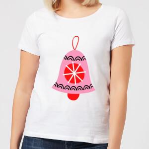 Bell Women's T-Shirt - White