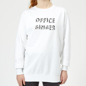 Office Ginger Women's Sweatshirt - White