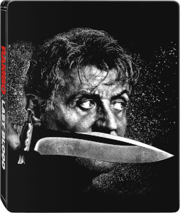 Rambo : Last Blood - 4K Ultra HD Zavvi Exclusive Steelbook (Includes 2D Blu-ray)