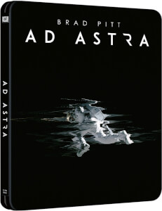 Ad Astra 4K Ultra HD Zavvi Exclusive Steelbook (Includes 2D Blu-ray)
