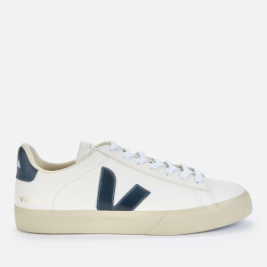 Veja Men's Campo Chrome Free Trainers - Extra White/Nauto