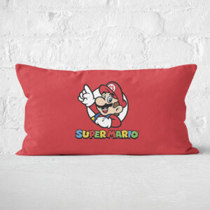 Super Mario Rectangular Cushion