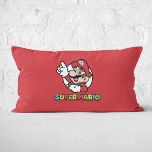 Super Mario Rectangular Cushion