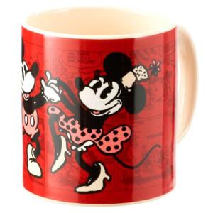 Funko Artículos Del Hogar - Disney - Mickey & Minnie Comic Taza
