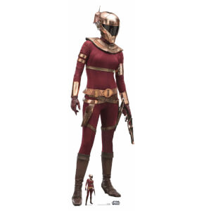 Star Wars (The Rise of Skywalker) Zorri Bliss Lifesized Cardboard Cut Out from I Want One Of Those