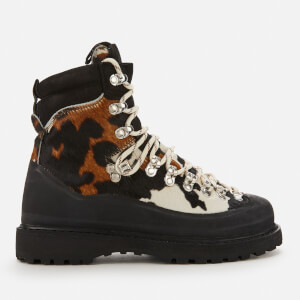Diemme Everest Haircalf Hiking Style Boots - Cow