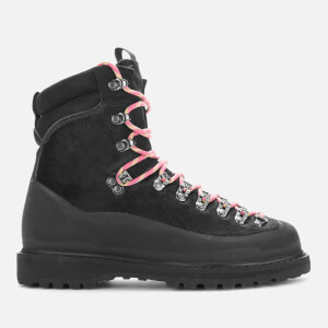 Diemme Everest Haircalf Hiking Style Boots - Black