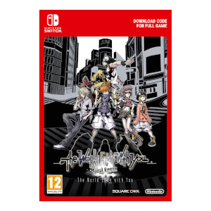 The World Ends With You: Final Remix - Digital Download