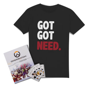Overwatch: Ultimate Sticker Collector Bundle