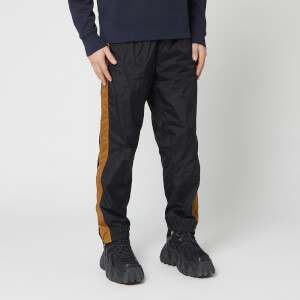 Acne Studios Men's Striped Track Pants - Black