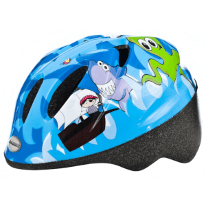 Raleigh Rascal Boys Cycle Helmet Pirate - Blue - 44-50cm