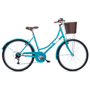 Insync Florence Ladies Classic Bike Blue